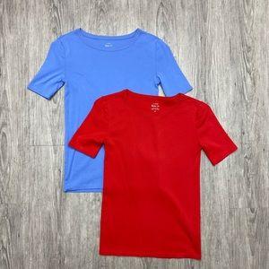 J. Crew shirts set